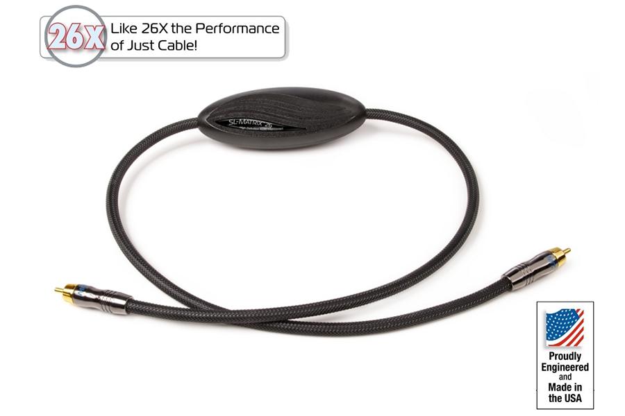 MIT Cables SL-Matrix 26 Interconnect - Norman Audio