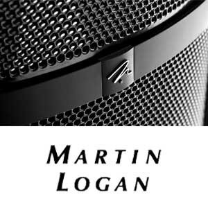 MartinLogan Logo - Norman Audio