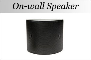 On-Wall Speaker - Norman Audio