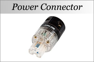Power Connector - Norman Audio