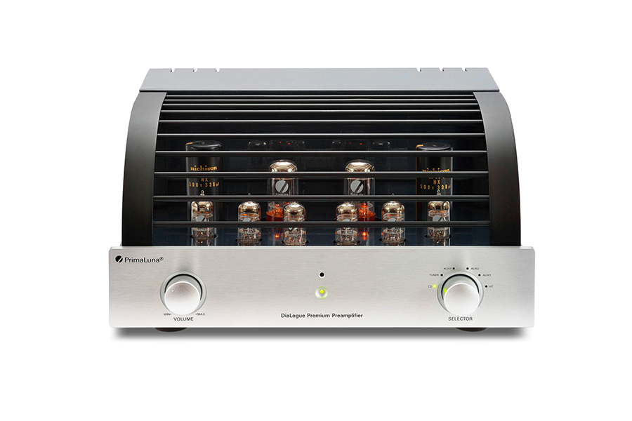 PrimaLuna DiaLogue Premium Preamplifier - Norman Audio