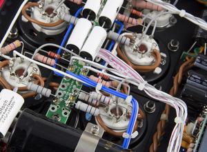 PrimaLuna DAC Premium Parts - Norman Audio