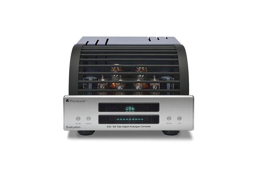 PrimaLuna EVO 100 Tube Digital AnaLogue Converter - Norman Audio