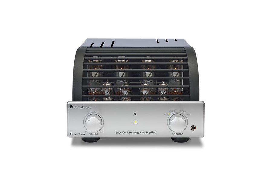 PrimaLuna EVO 100 Tube Integrated Amplifier - Norman Audio