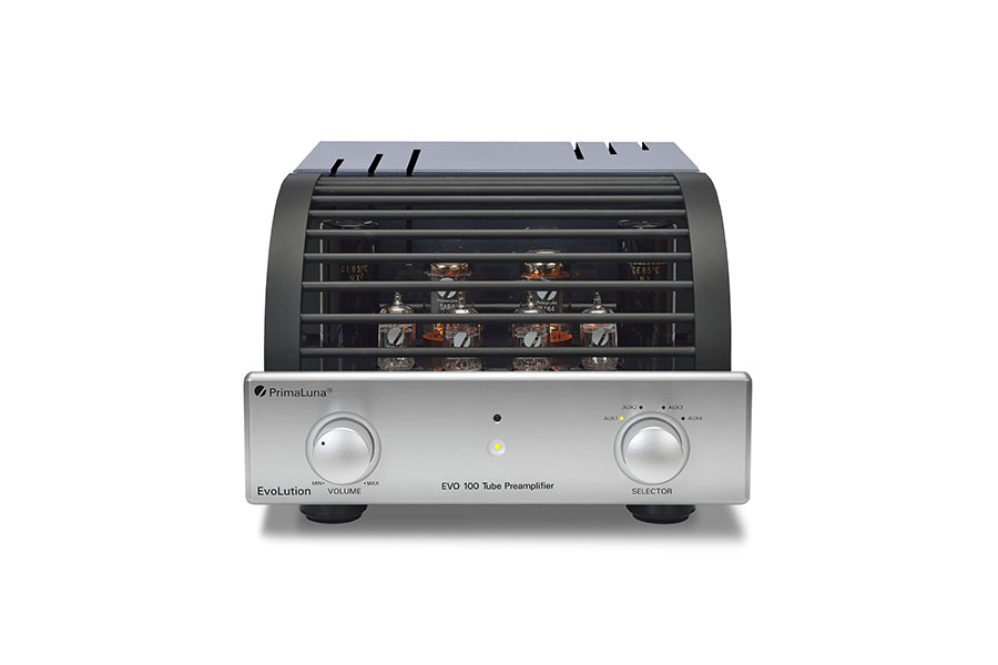 PrimaLuna EVO 100 Tube Preamplifier - Norman Audio