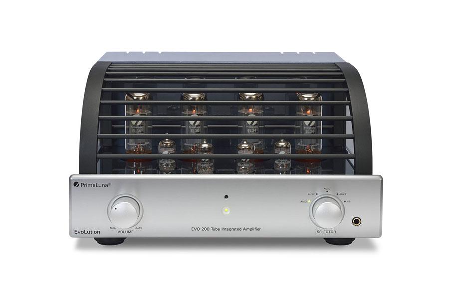 PrimaLuna EVO 200 Tube Integrated Amplifier - Norman Audio
