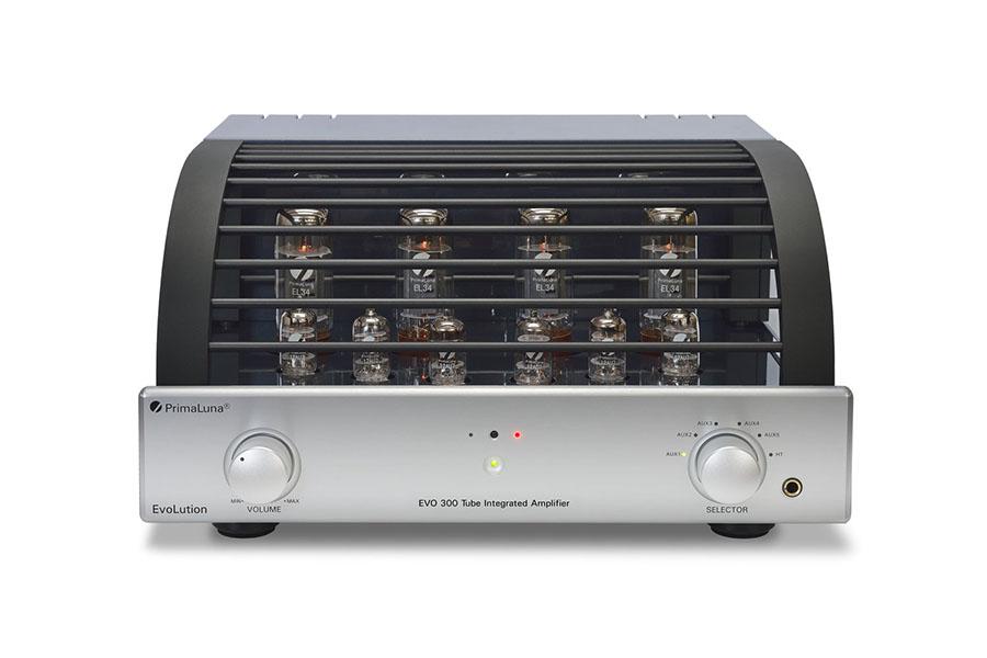 PrimaLuna EVO 300 Tube Integrated Amplifier - Norman Audio