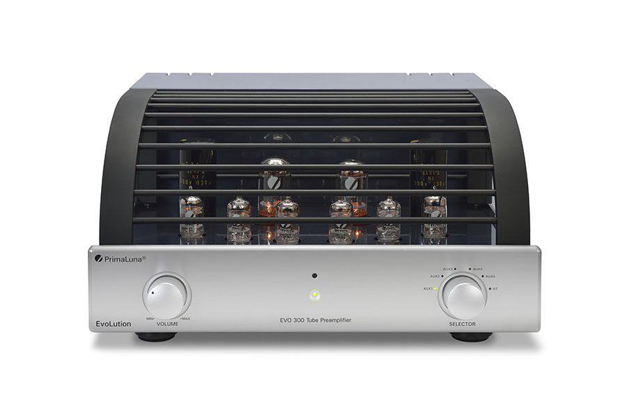 PrimaLuna EVO 300 Tube Preamplifier - Norman Audio