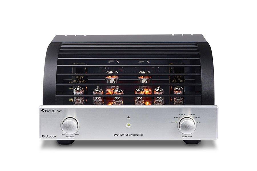 PrimaLuna EVO 400 Tube Preamplifier - Norman Audio
