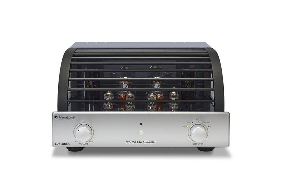 PrimaLuna EVO 200 Tube Preamplifier - Norman Audio