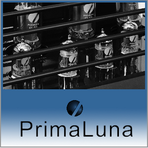 PrimaLuna Logo (Blue) - Norman Audio