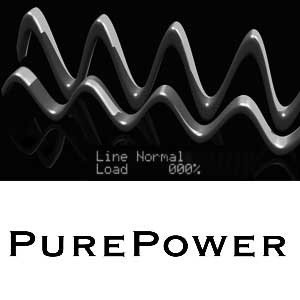 Pure Power Logo - Norman Audio