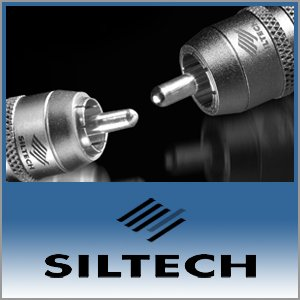 Siltech Logo (Blue) - Norman Audio