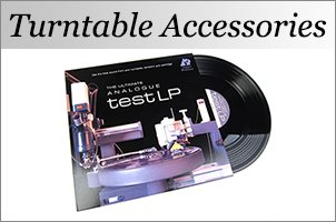 Turntable Accessories - Norman Audio