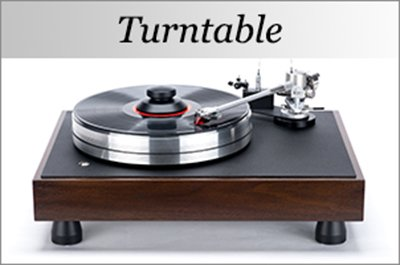 Turntable - Norman Audio