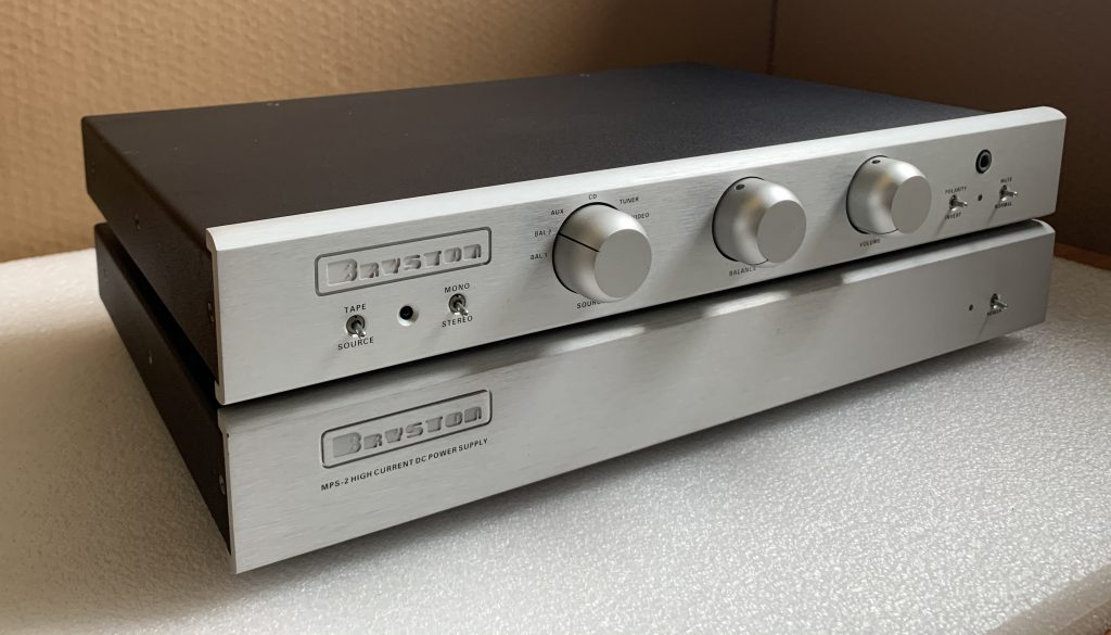 Used Bryston BP26 Preamplifier- Norman Audio