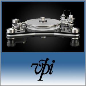 VPI Logo (Blue) - Norman Audio