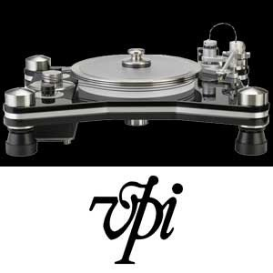 VPI Logo - Norman Audio