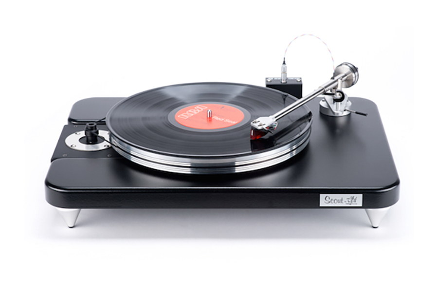 VPI Scout Jr Turntable - Norman Audio