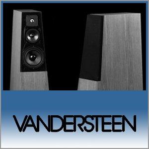 Vandersteen Logo (Blue) - Norman Audio