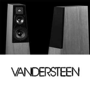 Vandersteen Logo - Norman Audio