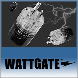 Wattgate Logo (Blue) - Norman Audio