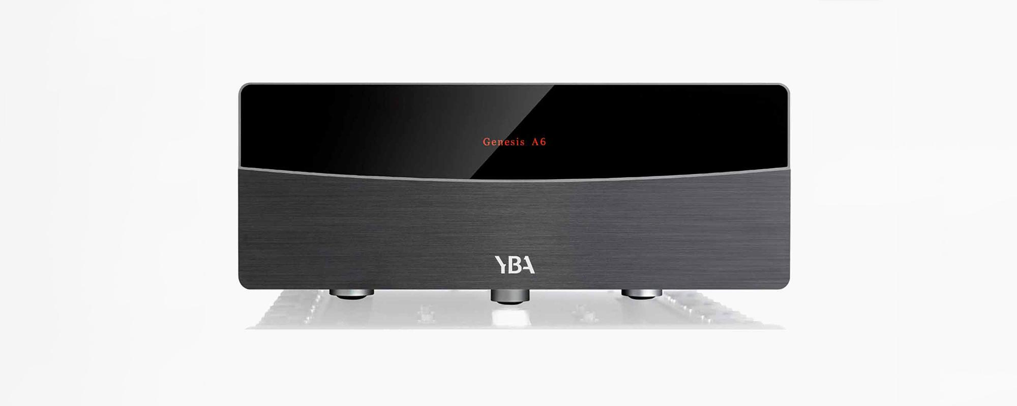 YBA Banner 5 - Norman Audio