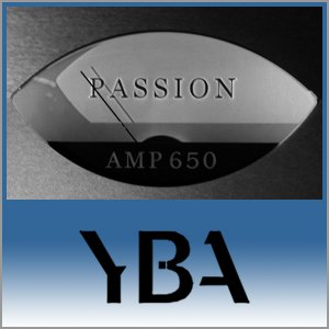 YBA Logo (Blue) - Norman Audio