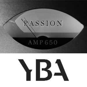 YBA Logo - Norman Audio
