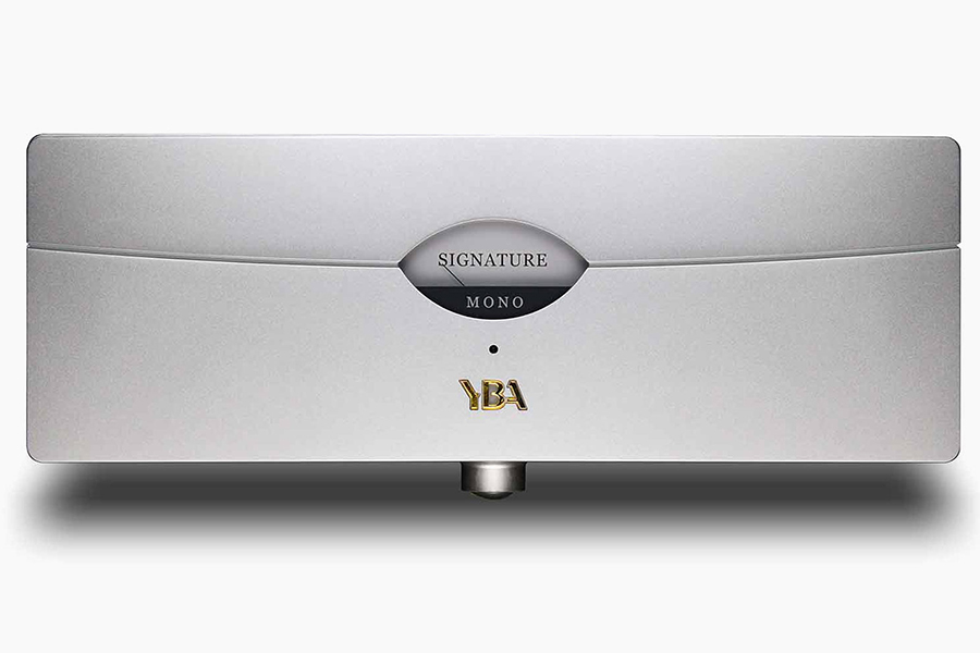 YBA Signature Mono Amplifier - Norman Audio
