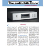2004 - The Audiophile Voice - Ayre Cx-7eMP