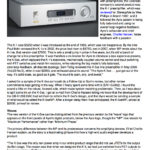2011 - Stereophile - Ayre K-5xeMP