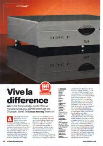 2012 - Hi-Fi Choice - YBA Heritage CD100