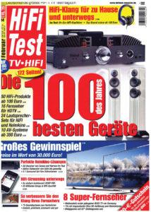 2014 - HiFi Test (German) - YBA WA202 & WM202 & WD202