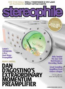 2014 - Stereophile - Dan D'Agostino Momentum Preamplifier