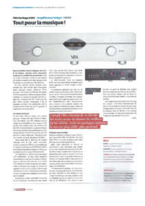 2014 - What Hi-Fi (French) - YBA Heritage A100