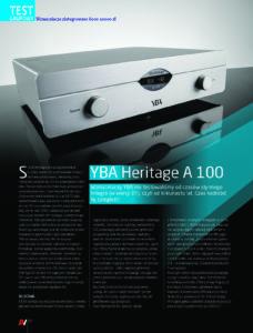 AV Poland - YBA Heritage A100