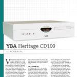 Australian Hi-Fi - YBA Heritage CD100
