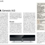 Choc Classica Hi-Fi - YBA Genesis IA3A