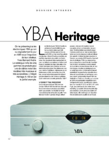 French Review - YBA Heritage A100