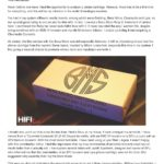 Hi-Fi Live Magazine - Benz Micro Ruby Z