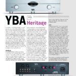 Hi-Fi & Style (Slovakia) - YBA Heritage A100 & CD100 & MP100