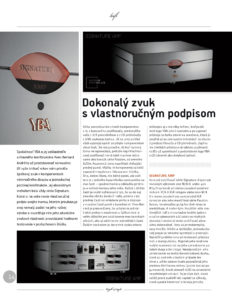 High & Style (Slovakia) - YBA Signature Preamplifier