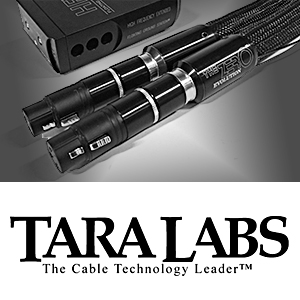 Tara Labs Logo - Norman Audio