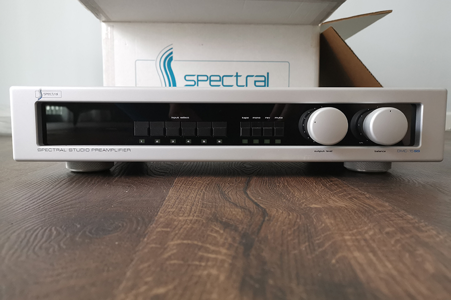 Used Spectral DMC 15ss Preamplifier - Norman Audio
