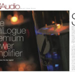 2013 - Tone Audio Review - PrimaLuna DiaLogue Premium Power Amplifier