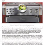 2014 - Dagogo Review - Dan D'Agostino Momentum Integrated Amplifier