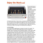 2014 - Enjoy The Music Review - PrimaLuna DiaLogue Premium Preamplifier
