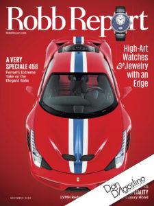 2014 - Robb Report Review - Dan D'Agostino Momentum Integrated Amplifier
