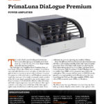 2014 - Stereophile Review - PrimaLuna DiaLogue Premium Power Amplifier